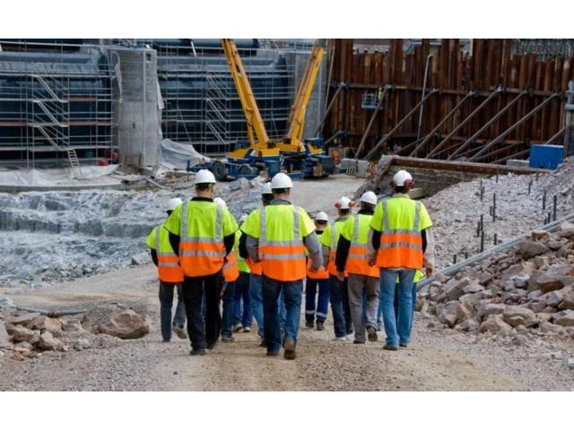 Ofertă angajare în domeniul construcțiilor