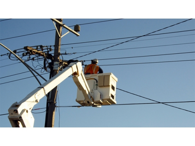 Anunt intrerupere energie electrica